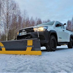 FC S2100E | Straight snow plow