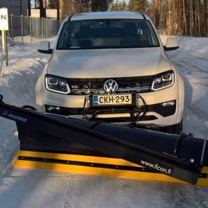 FC MS2500E | Straight snow plow